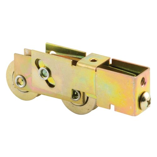 Prime-Line Products D 1791 Sliding Door Tandem Roller Assembly with 1-1/8-Inch Steel Ball Bearing (Rollers For A Sliding Glass Door compare prices)