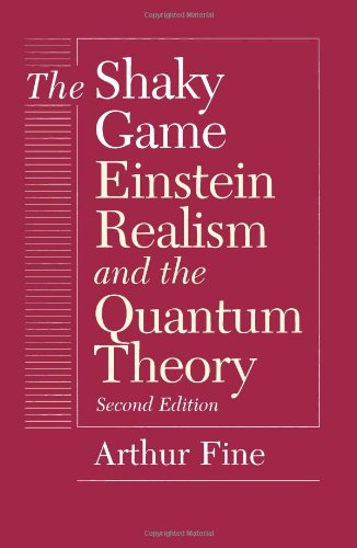 The Shaky Game (Science And Its Conceptual Foundations Series)