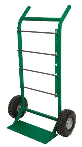 Greenlee 9505 Hand Truck Wire Caddy (Wire Cart Electrical compare prices)
