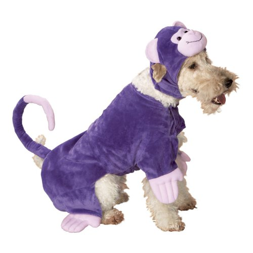Halloween Pet Costume Monkey