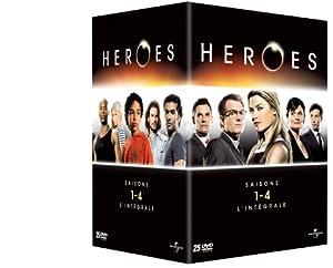 Heroes,  saisons 1 à 4