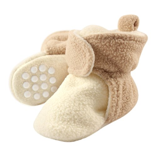Luvable Friends Baby Unisex Fleece Scooties