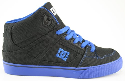 DC  SPARTAN HIGH TX Skateboard Shoes Boys