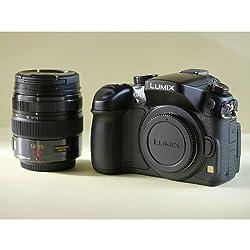 Panasonic デジタル一眼カメラ ルミックス GH3 レンズキット 標準ズームレンズ付属 ブラック DMC-GH3A-K
