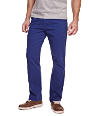 Big & Tall Pure Cotton Straight Leg Chinos