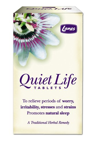 Quiet Life 50 Tablets