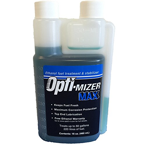 Opti-mizer 61612M 16-Oz. MAX Ethanol Fuel Treatment Stabilizer Measuring Chamber (Opti Fuel compare prices)