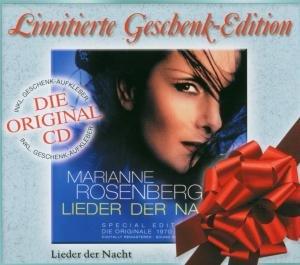 Marianne Rosenberg - Lieder der Nacht-Special ed. - Zortam Music