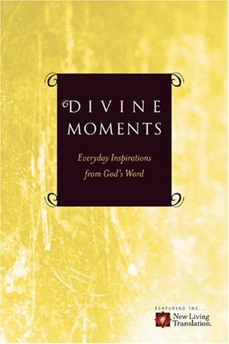 Divine Moments: Everyday Inspiration from God's Word