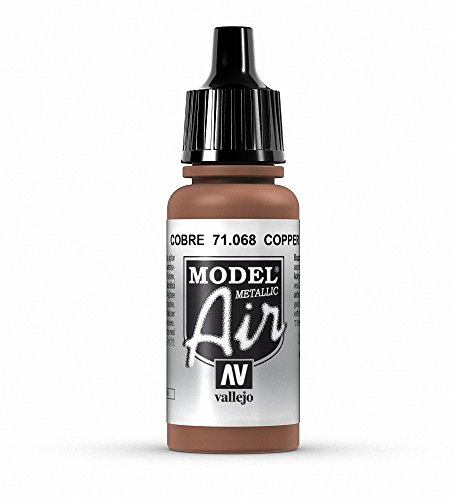 Vallejo Copper Paint, 17ml