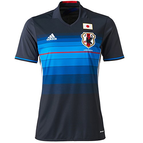 (アディダス)adidas サッカー 日本代表 ホーム レプリカユニフォーム 半袖シャツ AAN09 [メンズ] AA0308 ナイトネイビー/ホワイト/ブライトロイヤル J/L