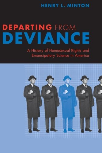 a history of homosexuality in the american society