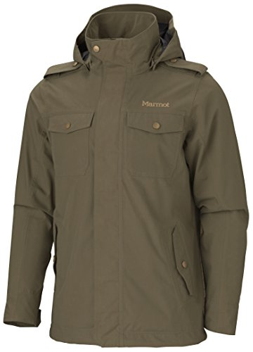 Marmot Herren Regenjacke West Brook