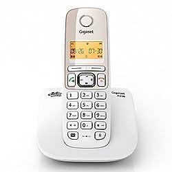 Gigaset A530 Cordless Landline Phone(white)