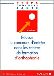 Concours d orthophonie 2015