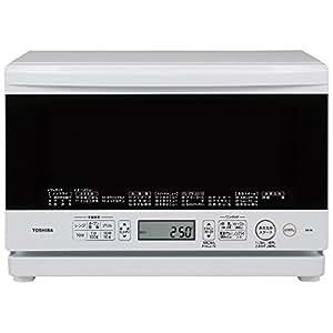 東芝 簡易スチームオーブンレンジ 23L グランホワイトTOSHIBA 石窯オーブン ER-N6-W