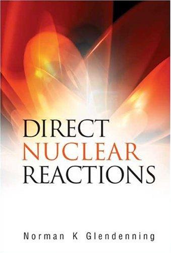 كتاب Direct Nuclear Reactions