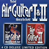 Various Artists The Best Air Guitar Album in the World! 1 & 2 Box Set