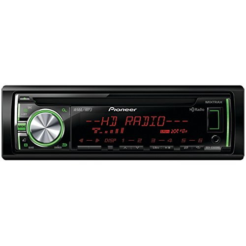 Pioneer Dehx5600 Usb Cd Player With Mixtrax/Hd Radio