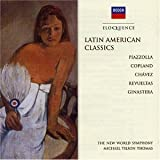 Latin American Classics - Music By Piazzola, Caturla, Chavez