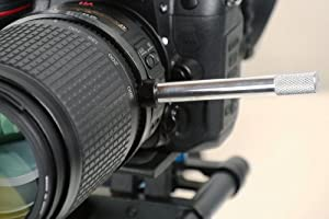 Follow Focus or Zoom Control Polished Finish