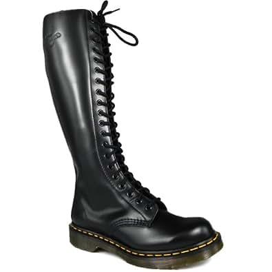 Dr martens ib60 black unisex boots shoes bags for Amazon dr martens