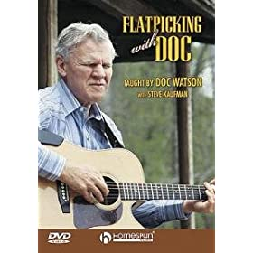 Doc Watson - Flatpicking With Doc (DVD)