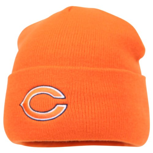 chicago-bears-classic-cuffed-winter-knit-hat-orange