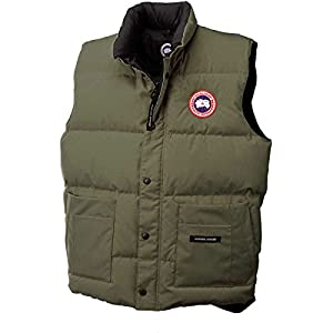 Mens Freestyle vest size (Military Green, Medium)