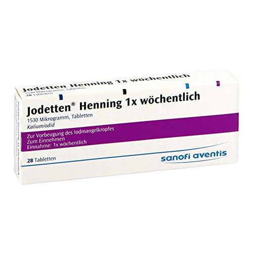 jodetten-henning-1x-wochentlich-tabletten-28-st