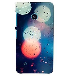 PRINTSHOPPII PATTERN Back Case Cover for Nokia Lumia 530::Microsoft Lumia 530