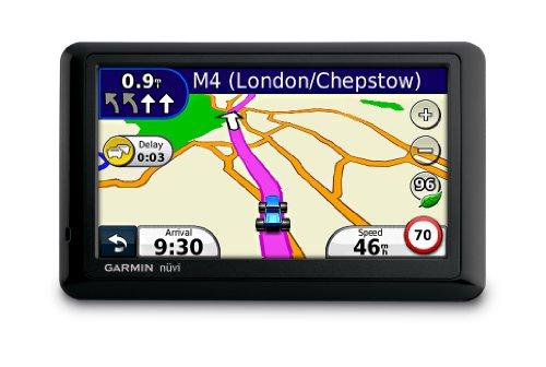 Garmin Nüvi Europa Navigatore Touchscreen (5″, TMC Premium, ecoRoute,…