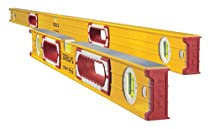 Stabila 37524 Promo Level Pack, (Includes 37424 - 24-Inch and 37459 - 59-Inch)