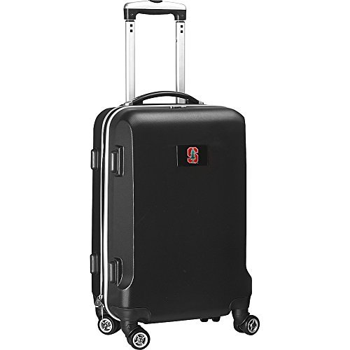 ncaa-stanford-cardinal-carry-on-hardcase-spinner-black-by-denco