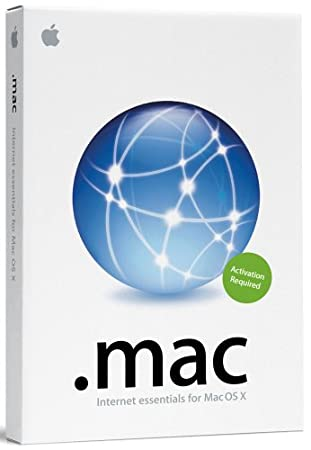 Apple .Mac 3.5 Online Service [OLD VERSION]