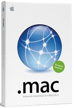 Apple .Mac 3.5 Online Service [OLD VERSION]
