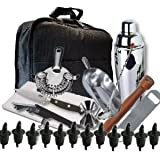 Bartending Bar Kit for Home and Travel