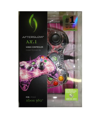 Afterglow Ax.1 Controller For Xbox 360 - Pink