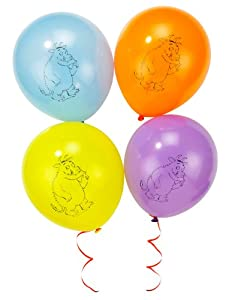 The Gruffalo Coloured Party Balloons