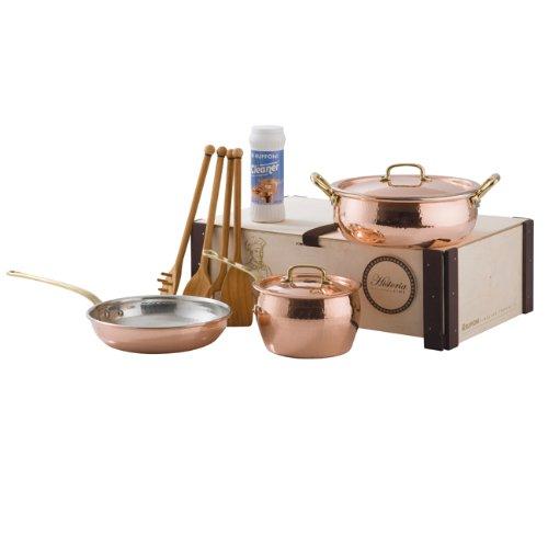 Cheap copper cookware set flipkart