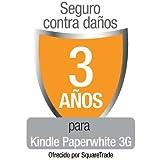 Seguro contra daños de SquareTrade para Kindle Paperwhite 3G, para clientes residentes en España