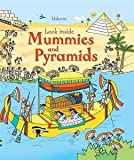 img - for Look Inside Mummies and Pyramids (Look Inside Board Books) book / textbook / text book