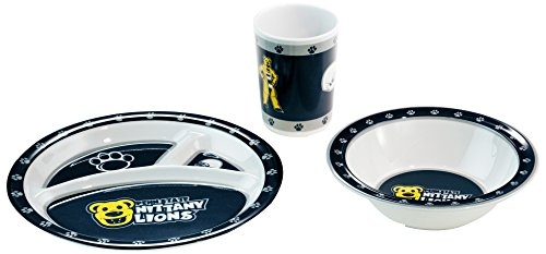 NCAA Penn State Nittany Lions Kid's 3-Piece Dish Set