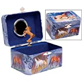 Schylling Toys Tin Horse Jewelry Box