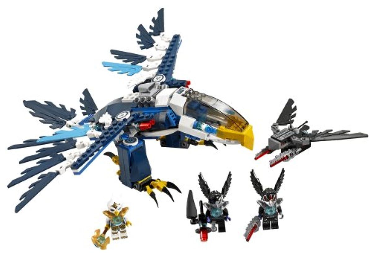 [해외] 레고 (LEGO) 찌마 에리스의 이글요격전투기 70003 (2013-03-01)