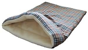 dogs co kuschelsack f r hunde hundebett auch snuggle bag terrier tunnel f r gro e hunde. Black Bedroom Furniture Sets. Home Design Ideas
