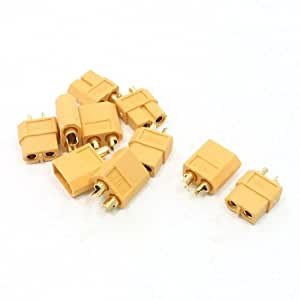 5 Pair RC Model Toys XT60 Type S714 + S713 Battery Plug Female Connector