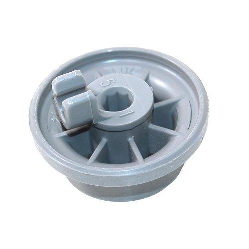 Genuine Hotpoint Dishwasher Lower Basket Wheel front-554311