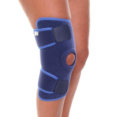 66fit Elite Open Patella Knee Support