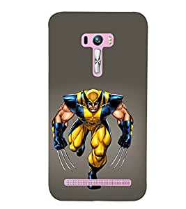 The cartoon character Back Cover for Xioami Redmi Mi4i-D3601